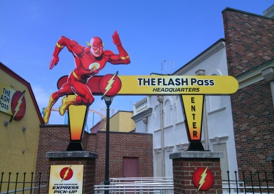 Flash Pass At Six Flags Over Georgia
