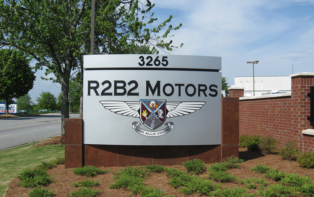 R2B2 Motors