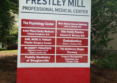 Prestley Mill