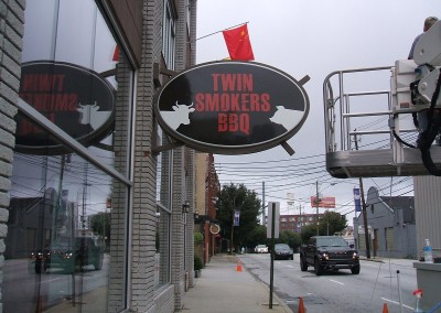 Twin Smokers BBQ
